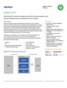 DDR3 PHY Product Brief