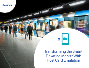 Transforming the Smart Ticketing Market with Host Card Emulation