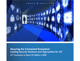Securing the Connected Ecosystem: Leading Security Solutions and Approaches for IoT thumbnail