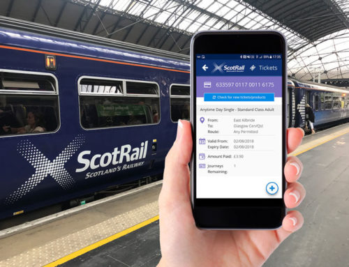 A closer look at ScotRail's Mobile Ticketing Launch