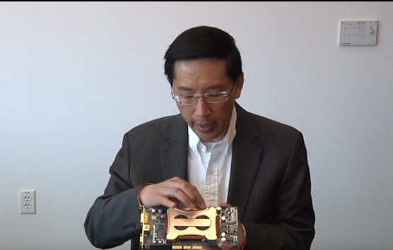 Steve Woo shows showcases is a typical GPU from around the 2000-2001 timeframe