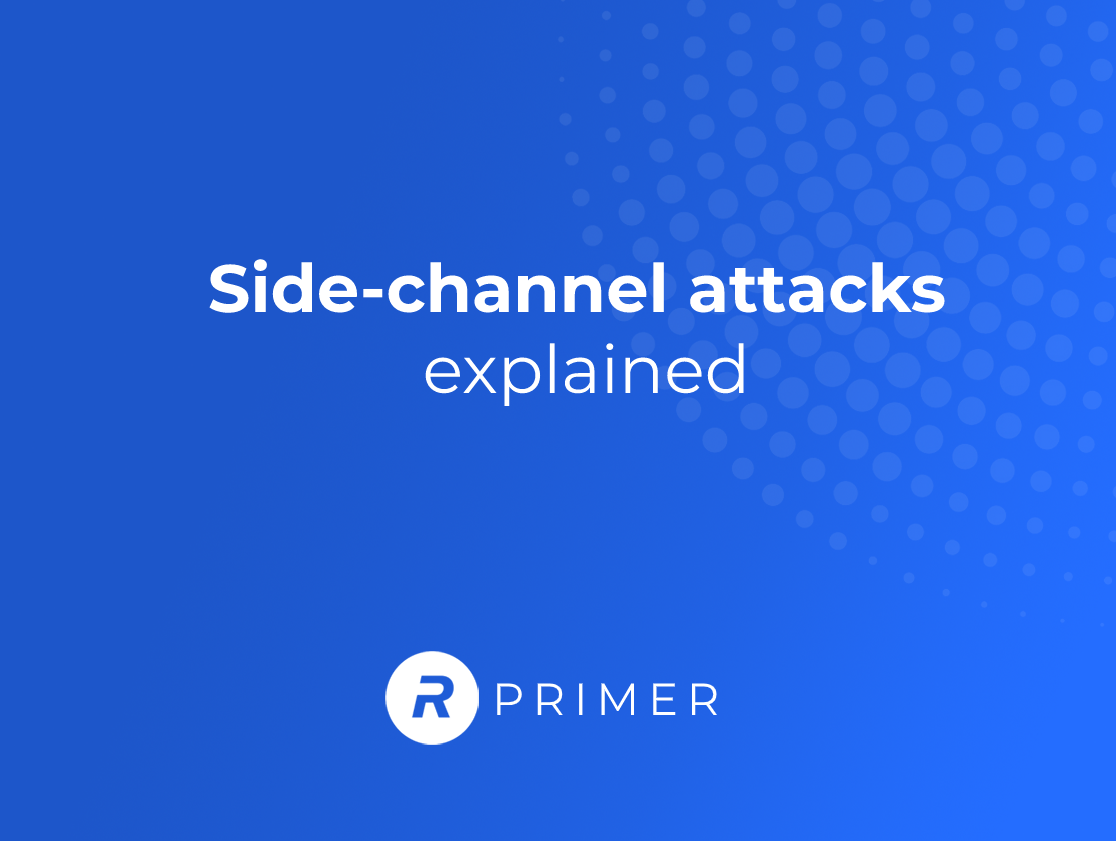 side-channel attacks explained